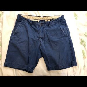 Men's H&M LOGG chino shorts, preppy